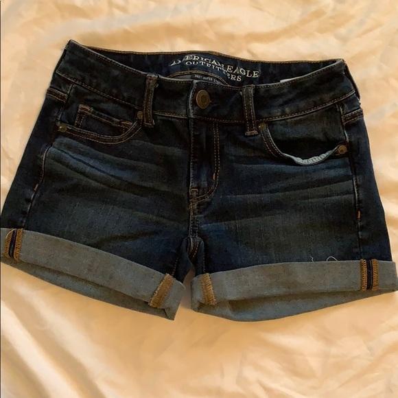 American Eagle - MIDI shorts - worn once